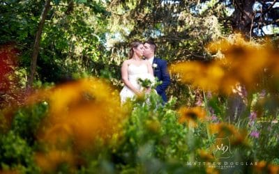 Ashley & Josh's Elegant Wedding at The Farmhouse at The Grand Colonial