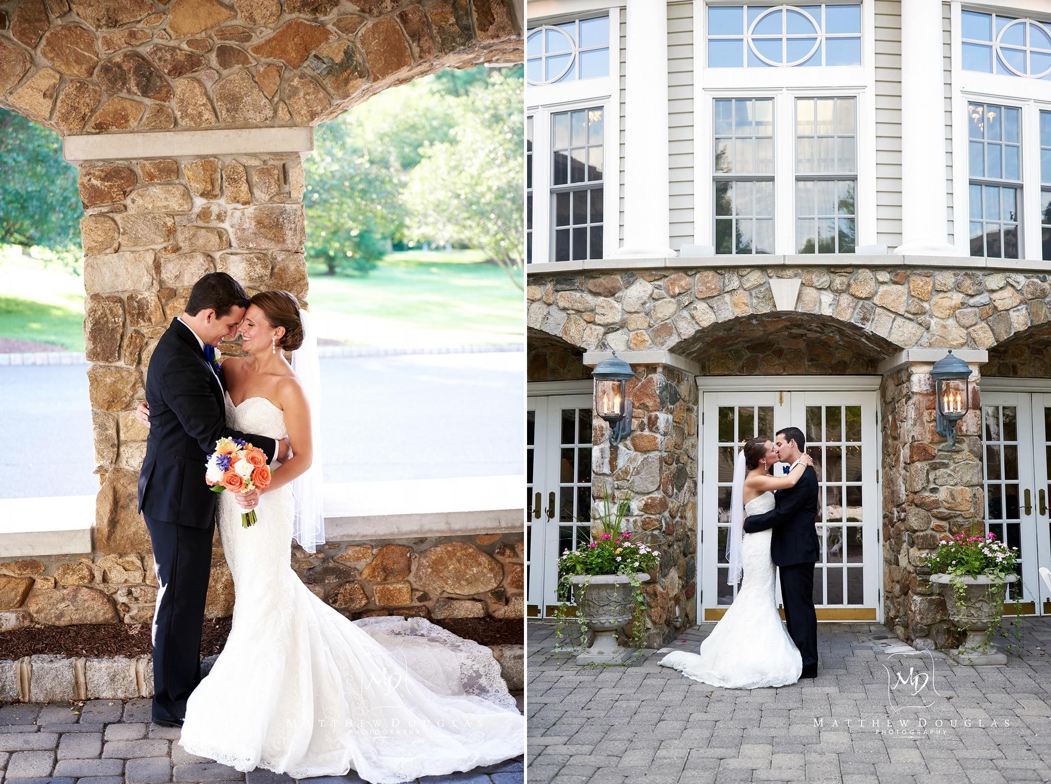 Wedding at The Olde Mill Inn Basking Ridge NJ