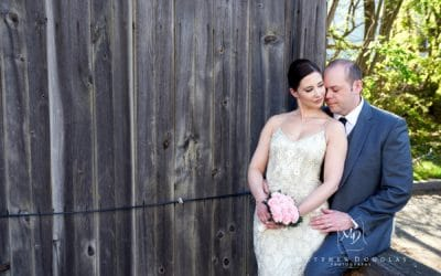 Nina & Matt | Bernards Inn Wedding