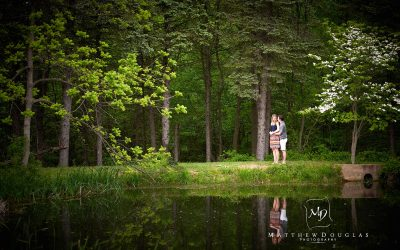 East County Park Engagement Photos | Jenny & Billy