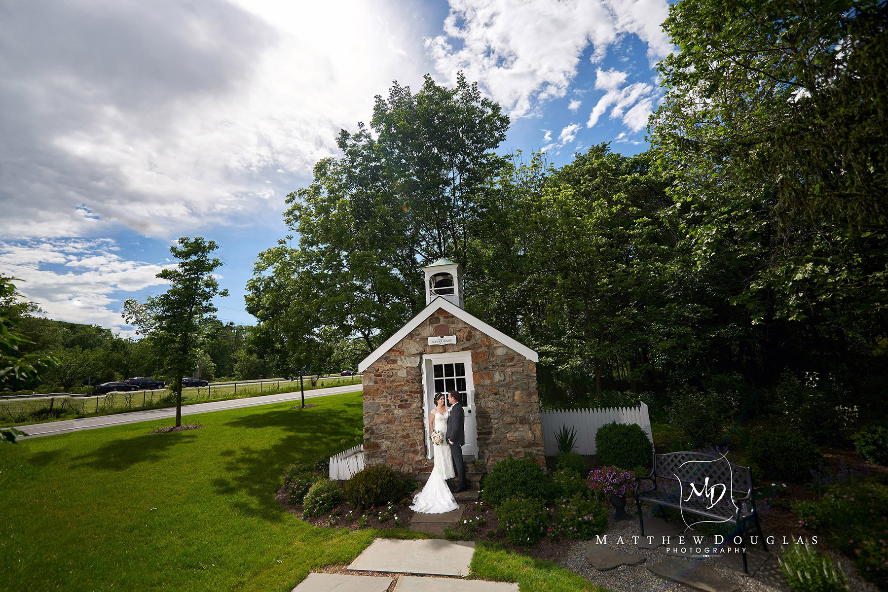 Farmhouse at The Grand Colonial Weddings