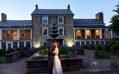 Farmhouse at The Grand Colonial Weddings | Christine & Paul