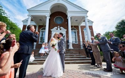 Bernards Inn Weddings | Jenny & Billy