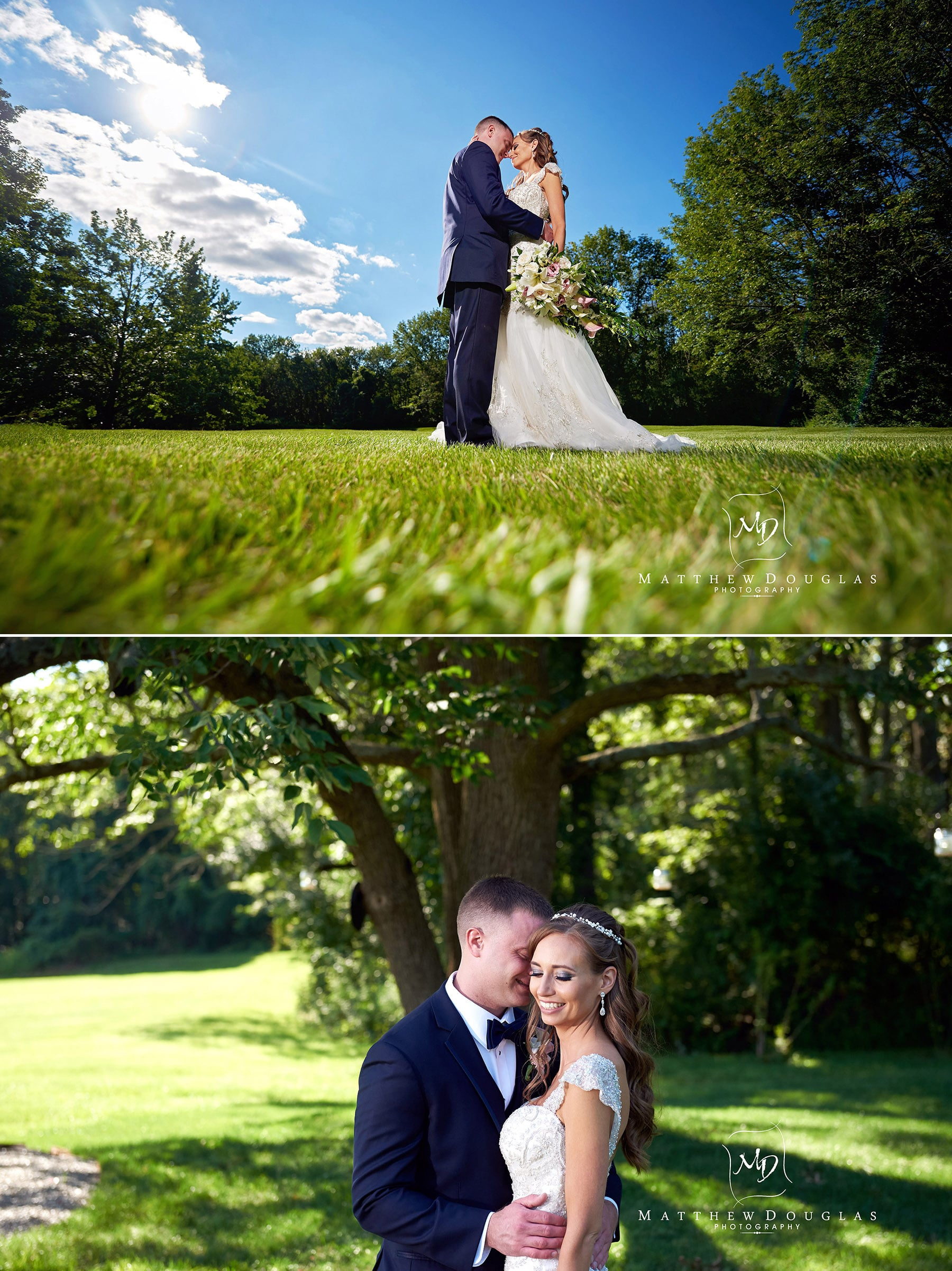 unique wedding photos at the farmhouse at the grand colonial
