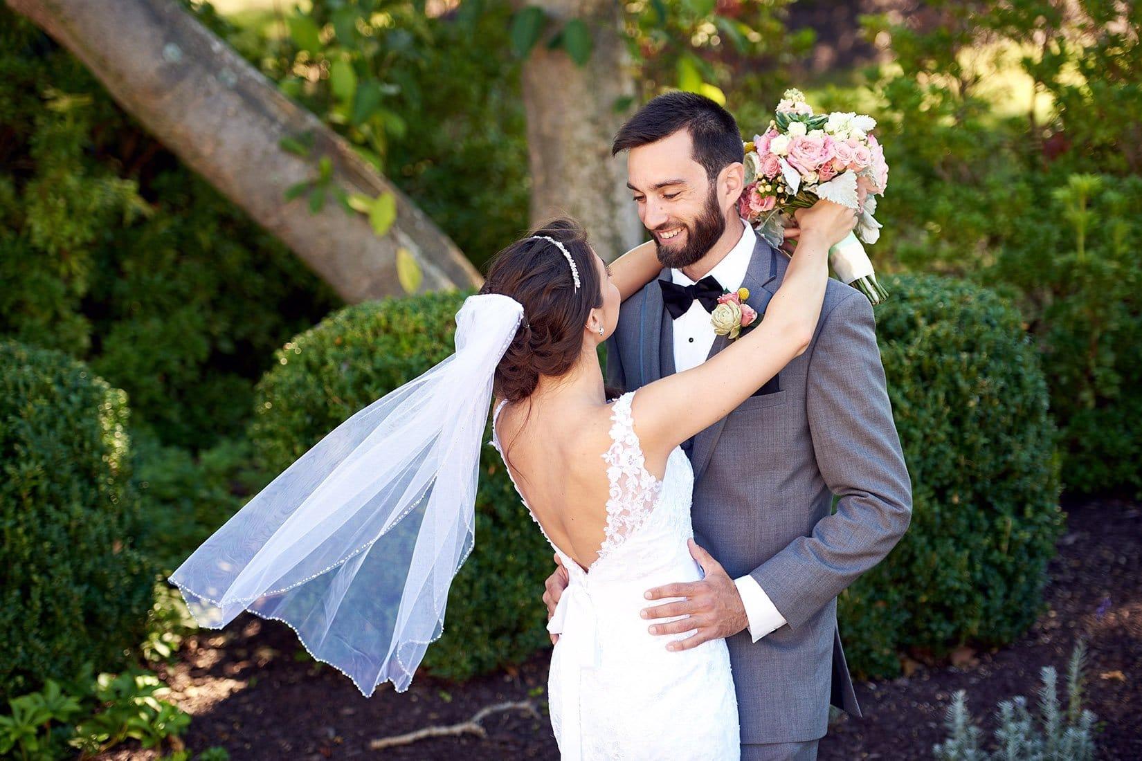 grand colonial nj wedding photo