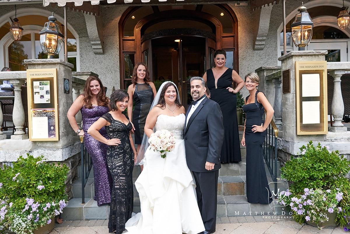 Bernards Inn wedding photos 16