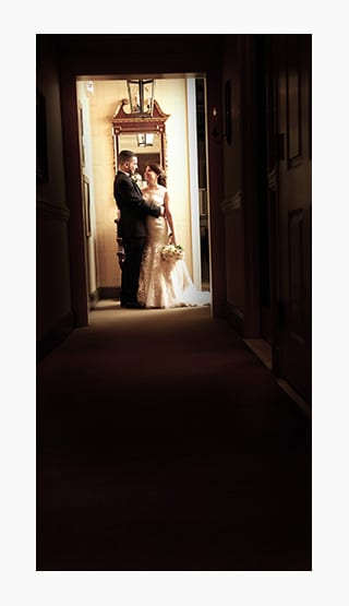 bernards inn wedding photo