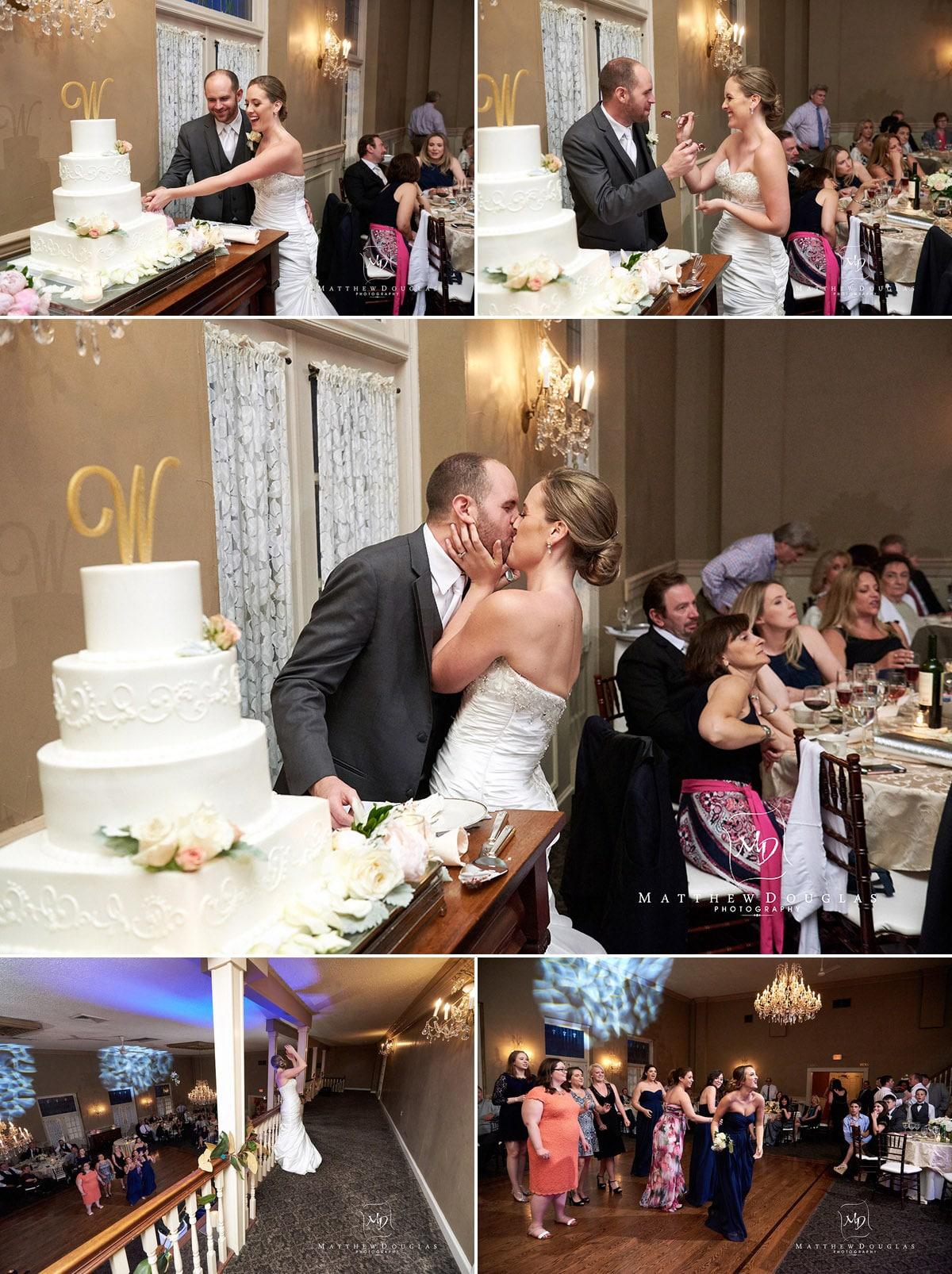 Davids Country Inn wedding photo