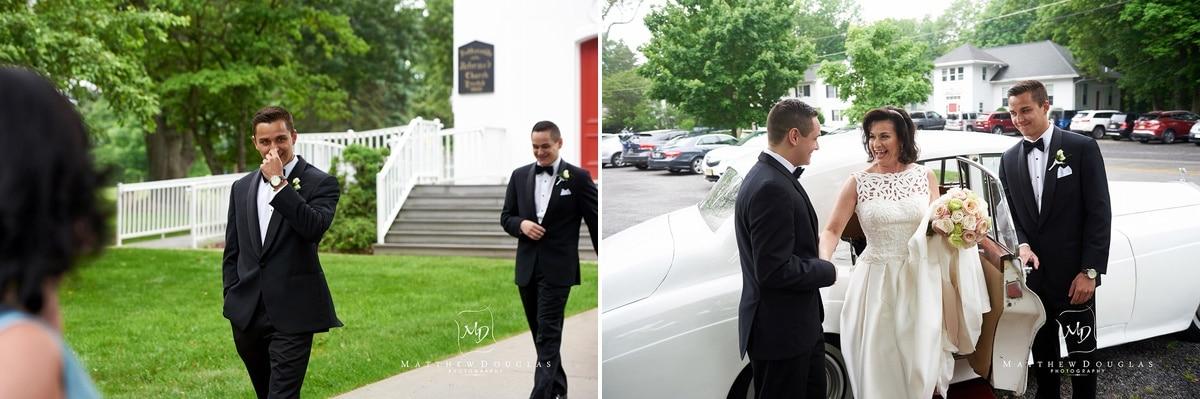 Weddings at The Bernards Inn