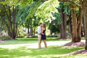 Hunterdon County Engagement Photos | Erin & Chris