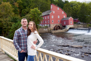 Clinton NJ Engagement Photos | Stephanie & Kyle