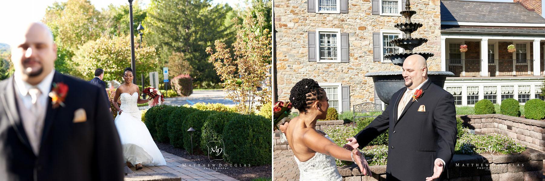 Weddings at The Farmhouse at The Grand Colonial Hampton NJ