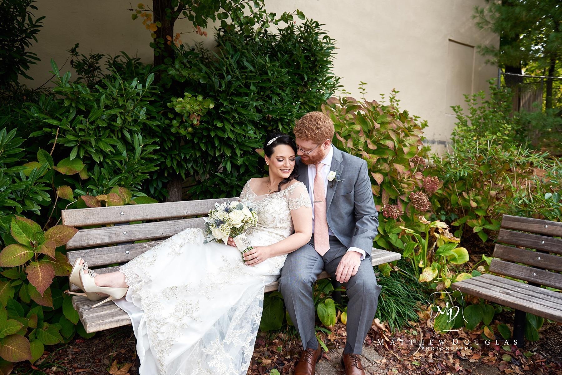 Wedding photos at the bernards inn bernardsville nj
