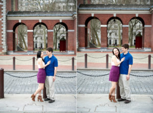 Philly Engagement Session   Steph & Alan