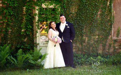 Tracy & Stas   Centre Bridge Inn Wedding