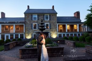 Farmhouse at The Grand Colonial Weddings | Christine & Paul