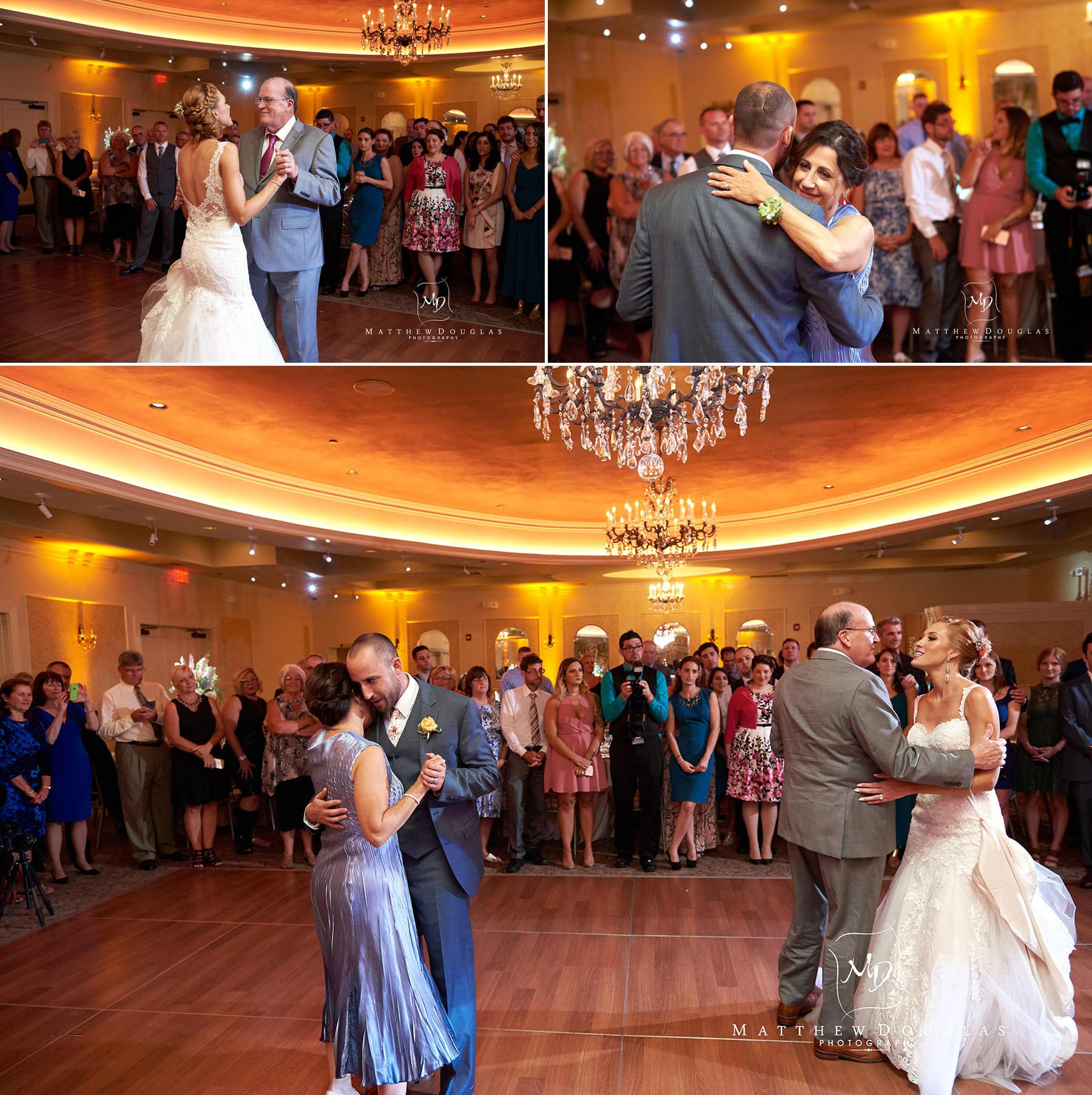 parent dances at The Farmhouse at The Grand Colonial