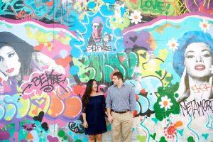 Asbury Park Engagement Session | Jessica + Pete