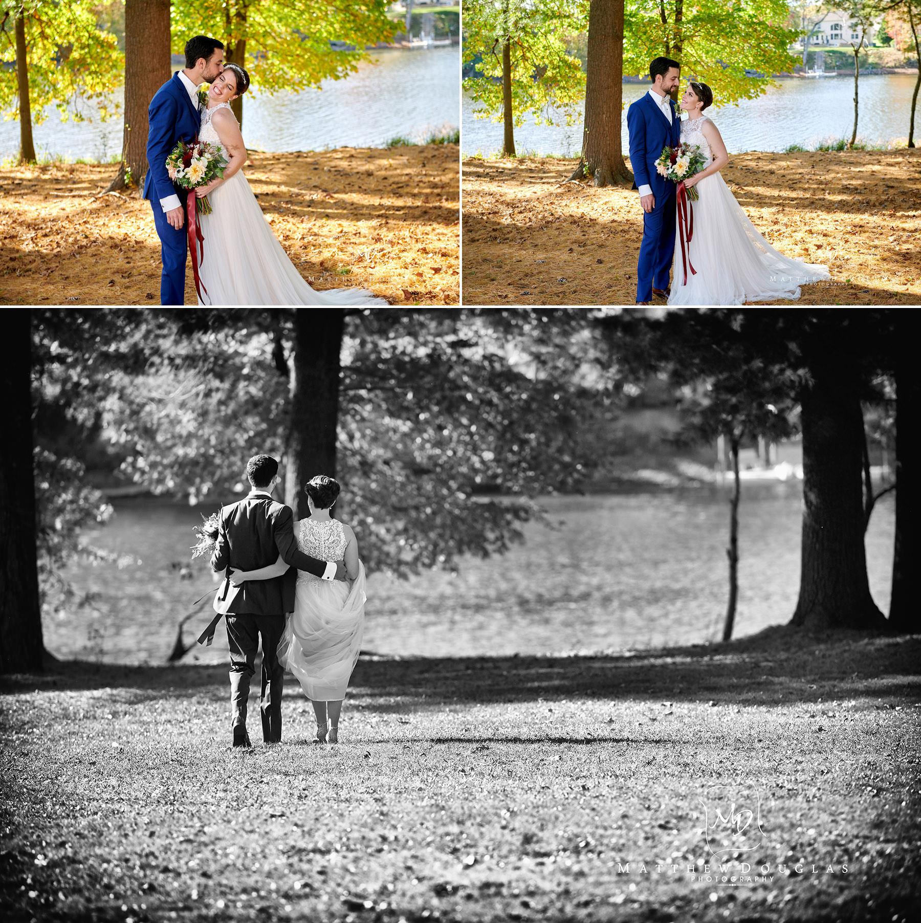 wedding photos at The Estate at Farrington Lake