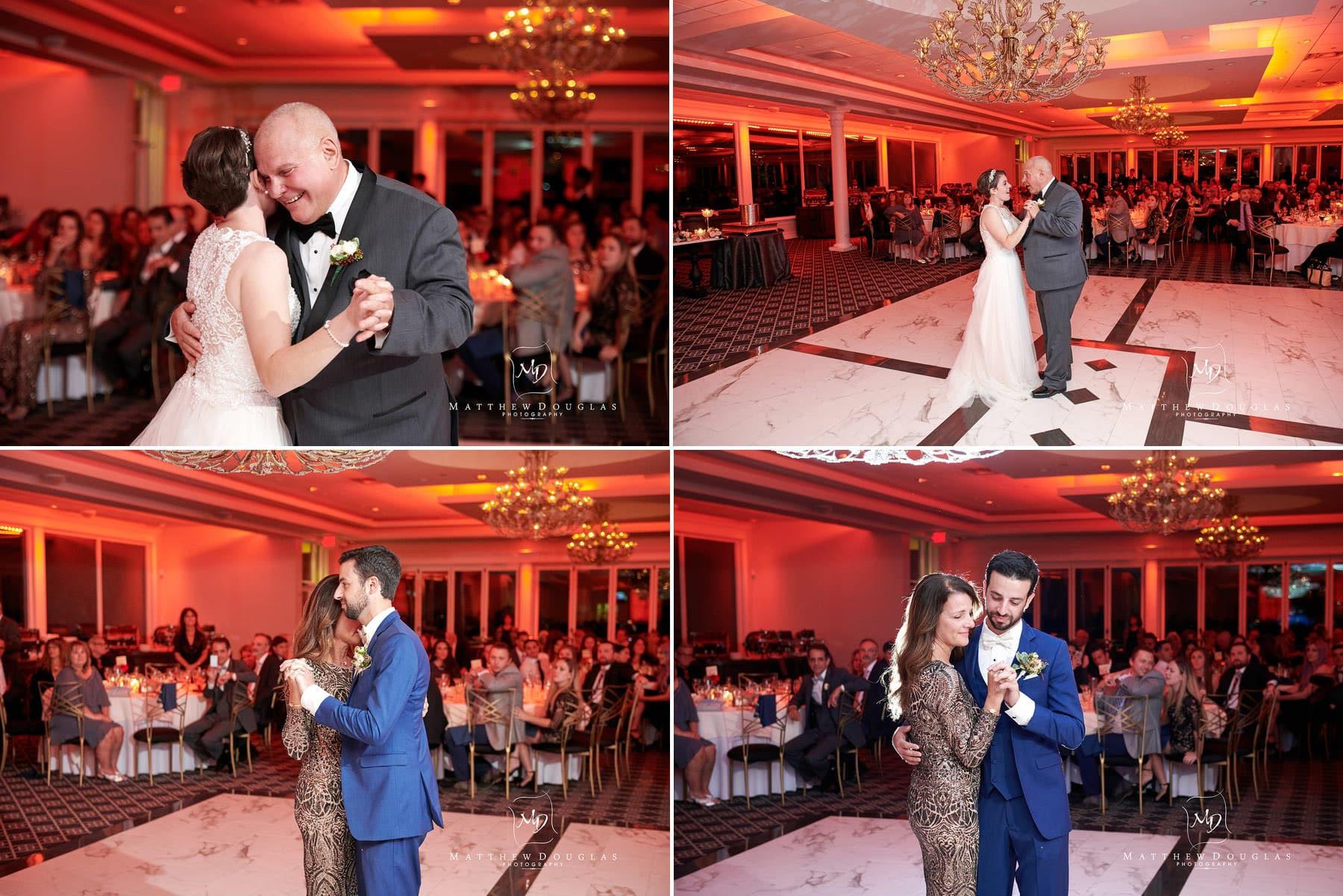 wedding parent dances at The Estate at Farrington Lake