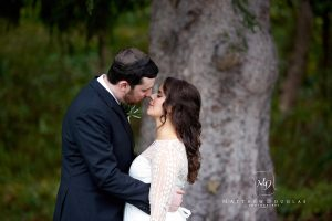 Laura + Josh Wedding | The Farmhouse at the Grand Colonial