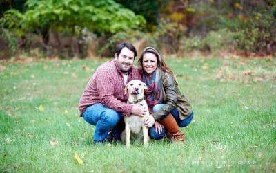 Hunterdon County NJ Engagement Photos | Kelly + Ben