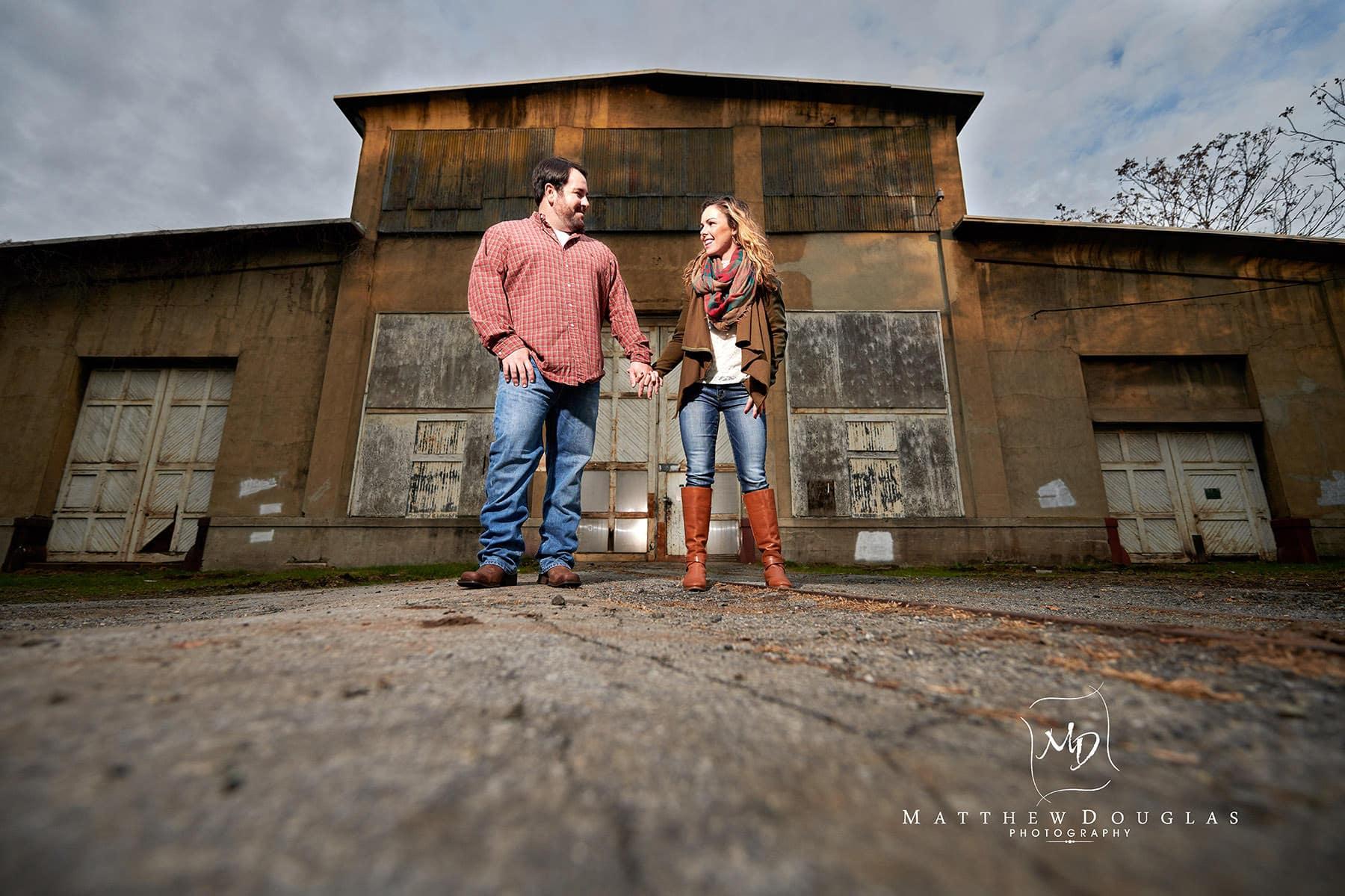 amazing hunterdon county nj engagement photo