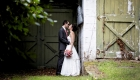 Baldpate Mountain wedding photo