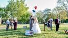 brady life camp wedding games