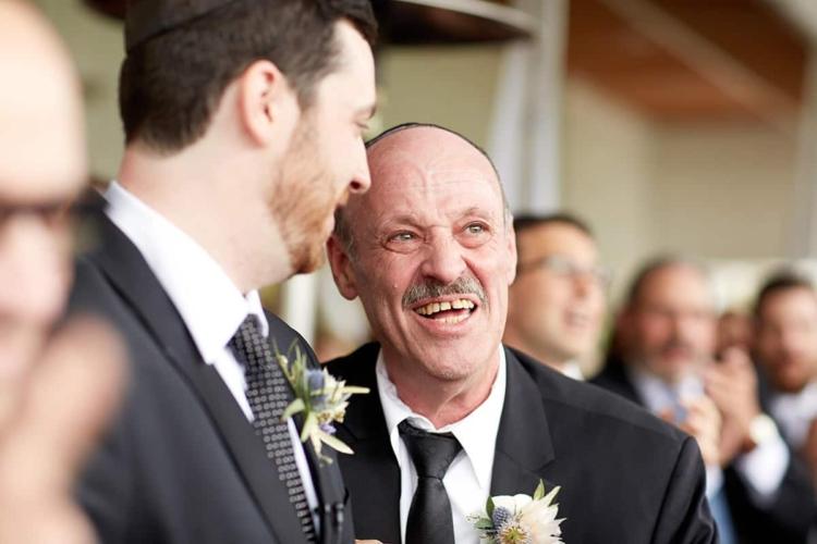 emotional father farmhouse grand colonial wedding