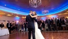 farmhouse grand colonial wedding first dance picture