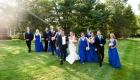 olde mill inn wedding bridal party