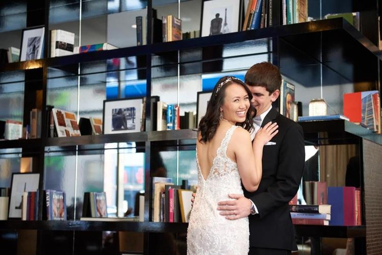 philly wedding photo