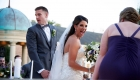 rockleigh country club wedding ceremony photo