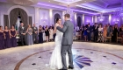 rockleigh country club wedding first dance photo