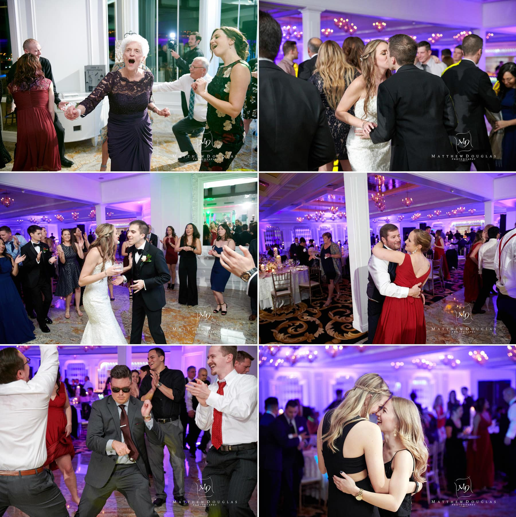 wedding dancing westmount country club