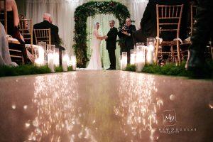 A New Years Eve Wedding at The Bernards Inn