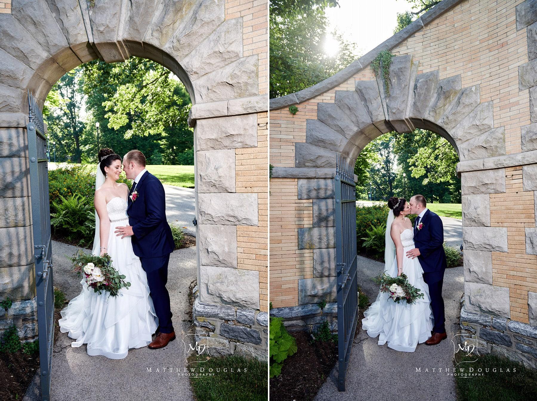 cairnwood estate wedding gates
