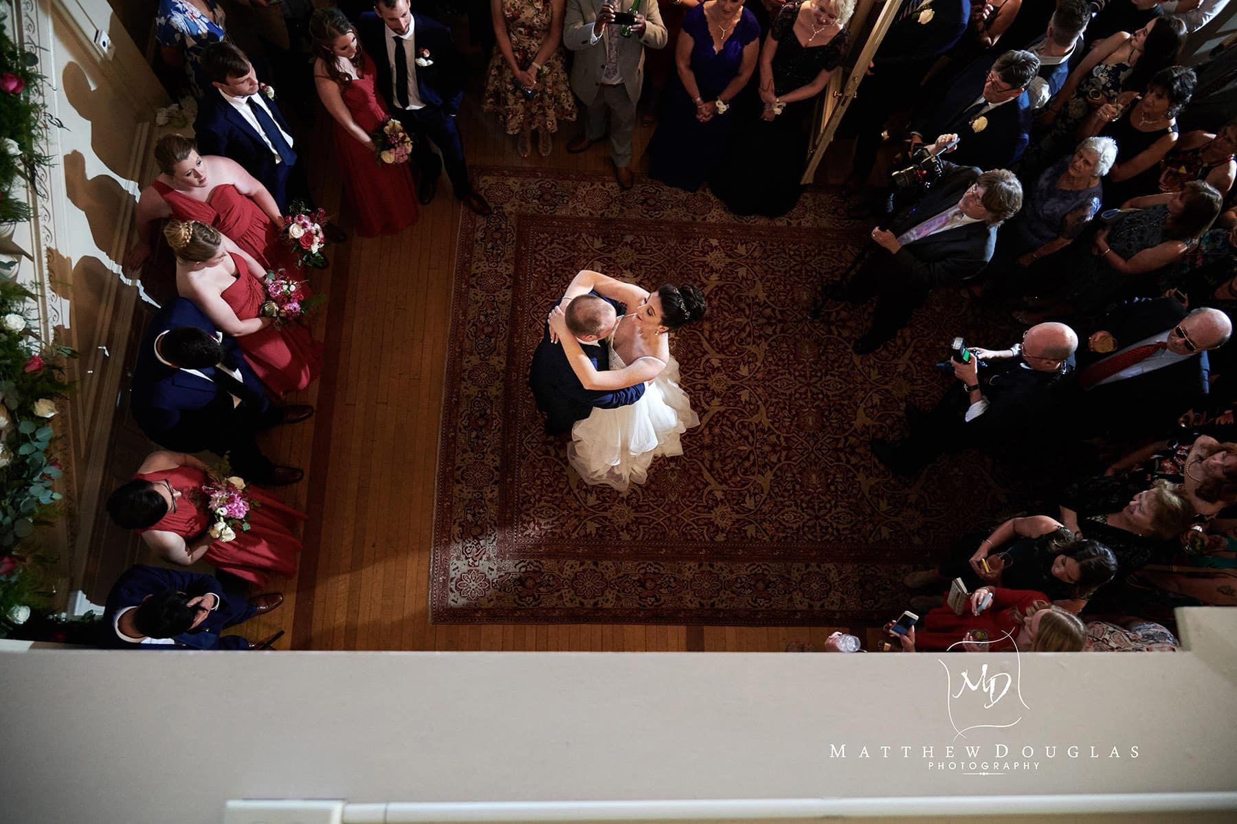 cairnwood estate wedding first dance