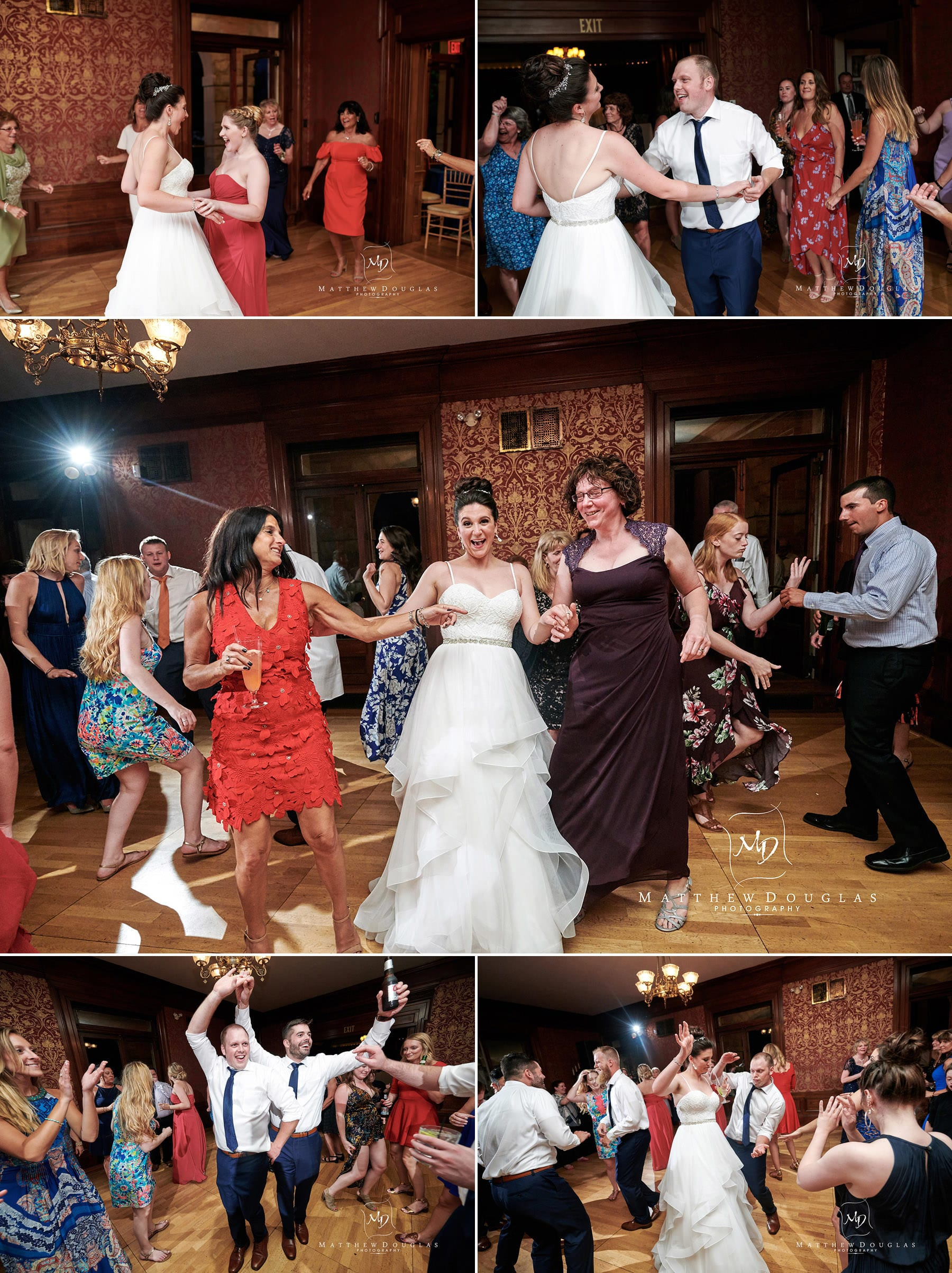 cairnwood estate wedding party