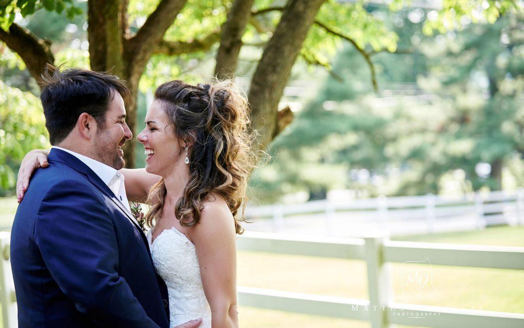 Ryland Inn Wedding | Kelly + Ben