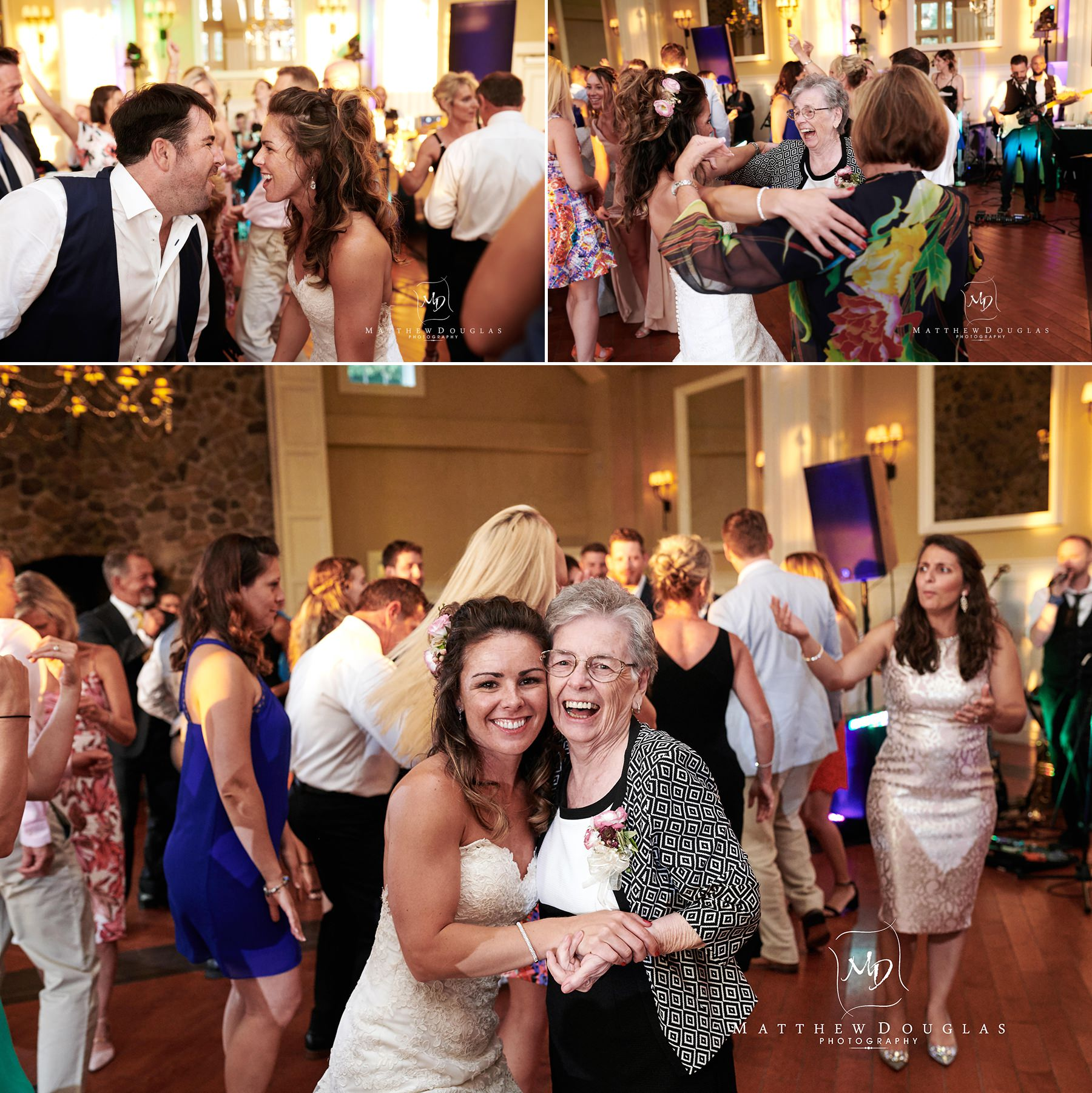ryland inn wedding dance floor