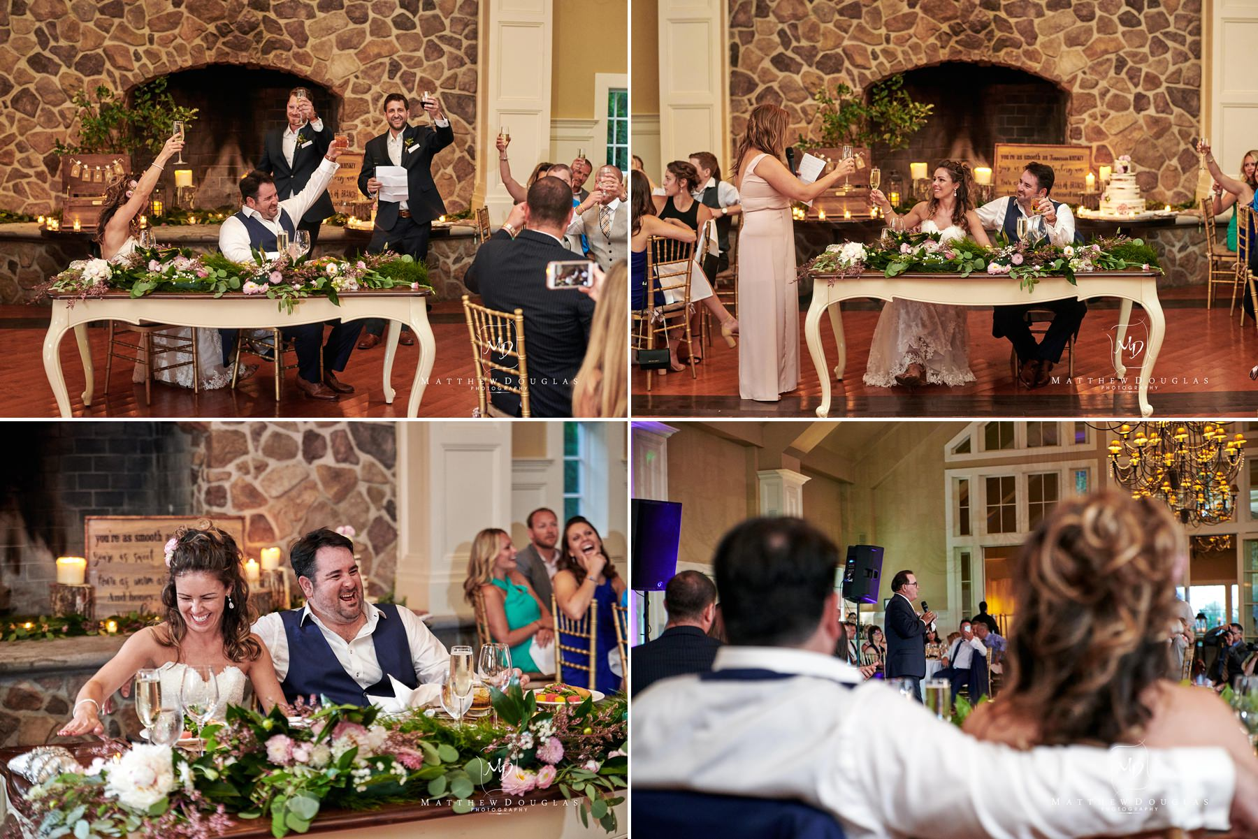 ryland inn wedding toasts