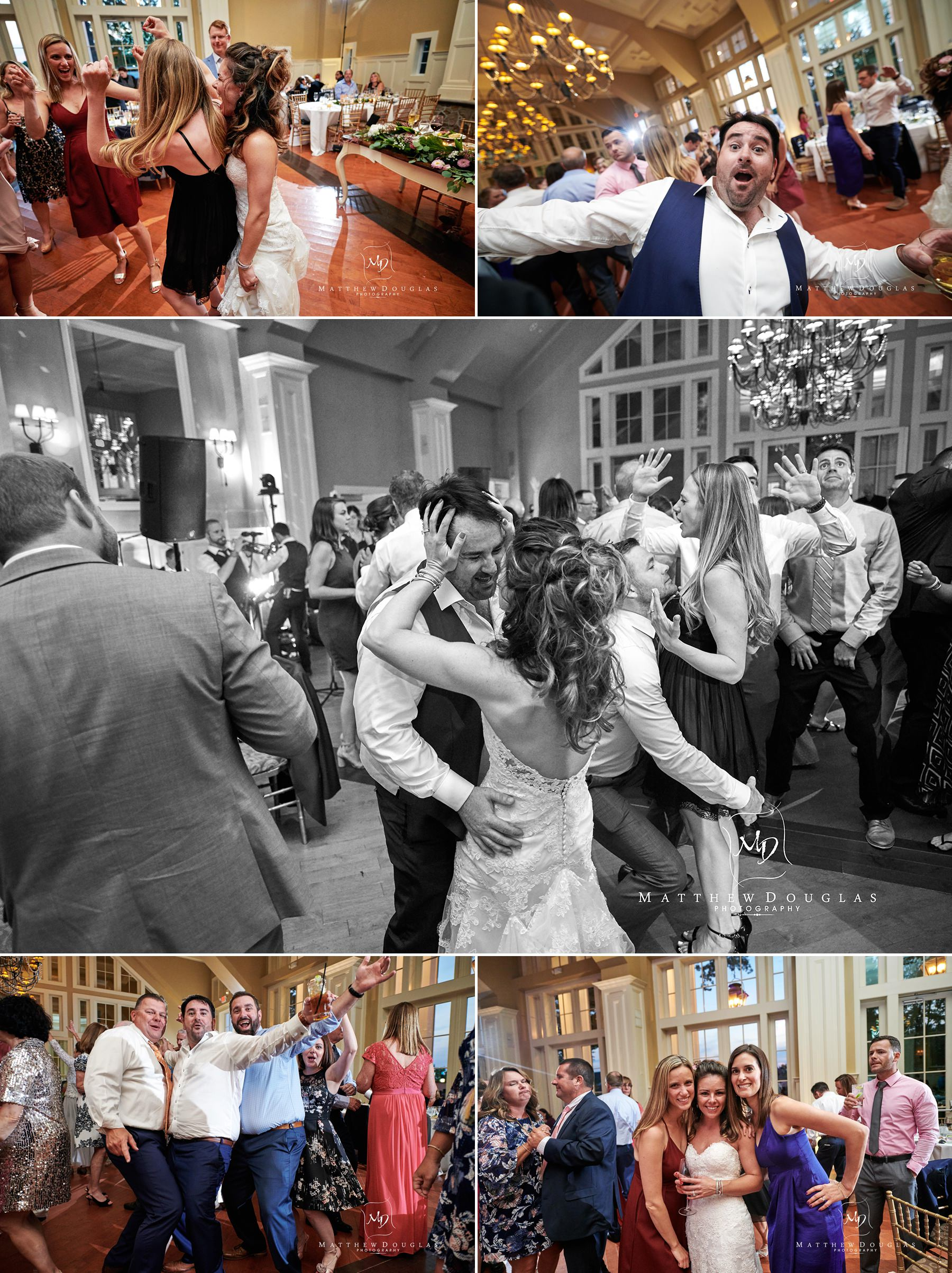 ryland inn wedding dancing