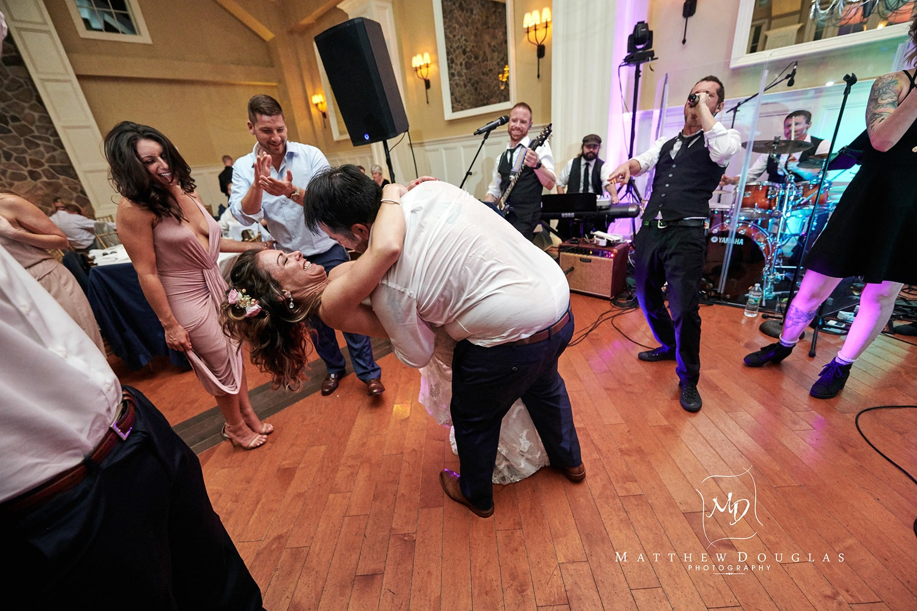 last dance at ryland inn wedding