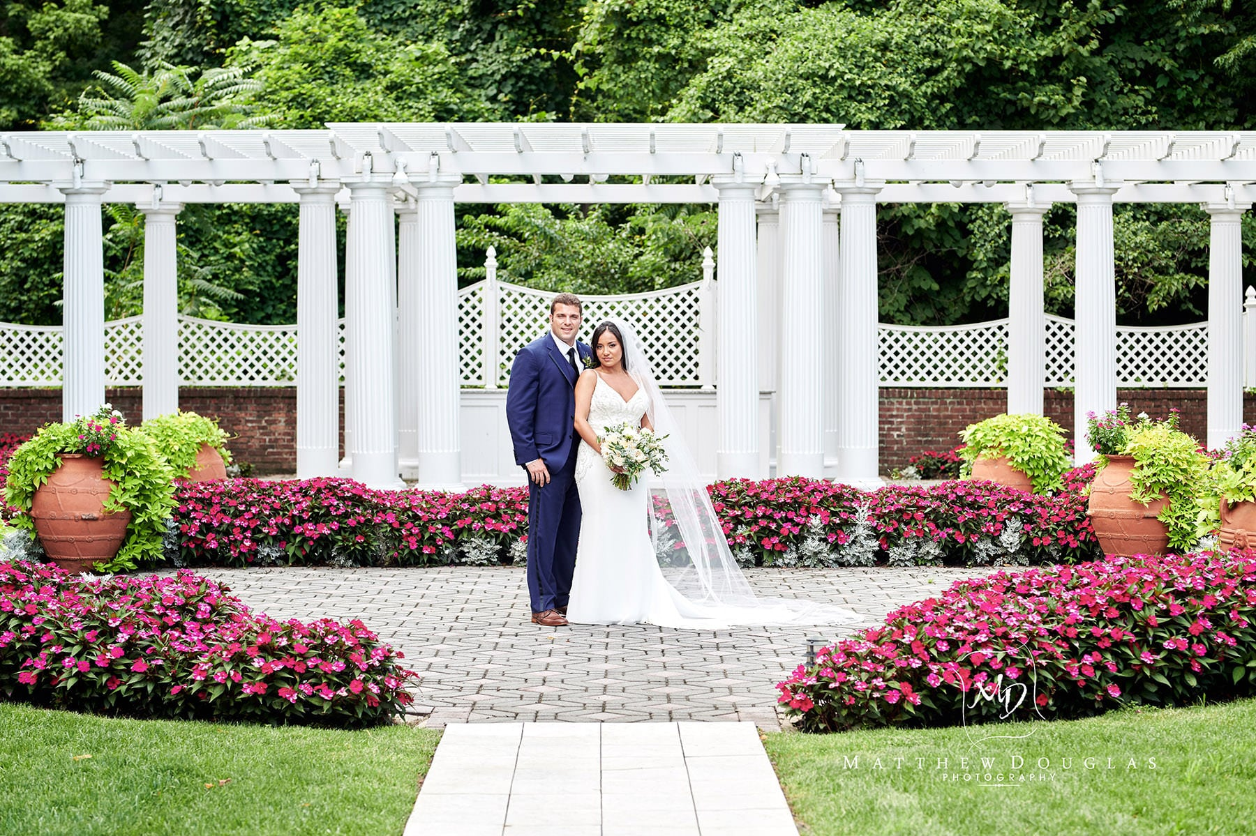 classic shadowbrook nj wedding photo