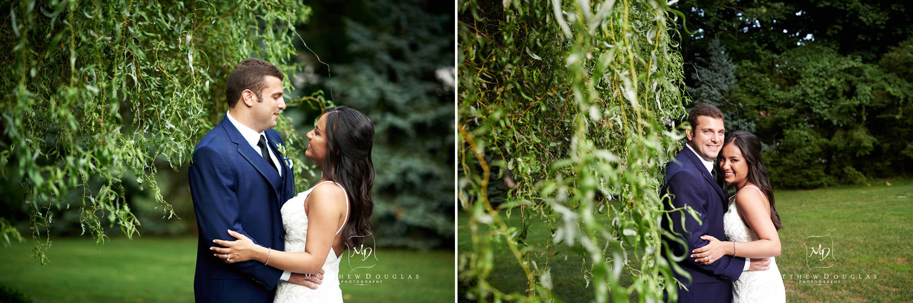 beautiful shadowbrook nj wedding photo