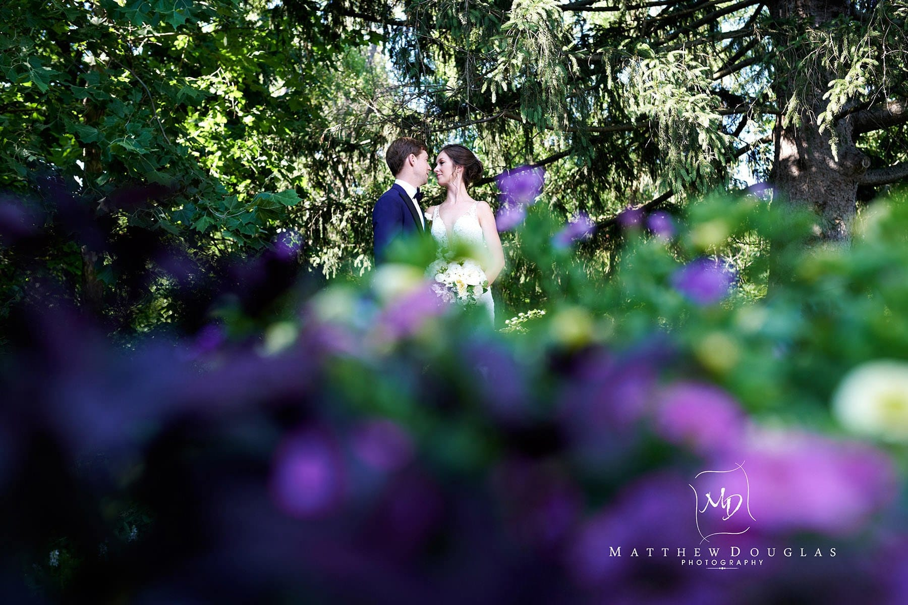 farmhouse at the grand colonial wedding photo in summer
