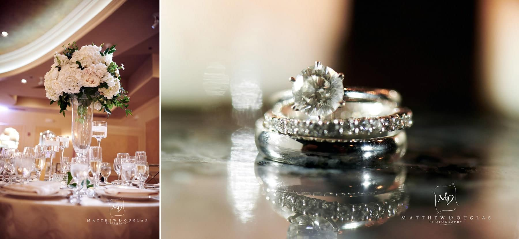 wedding details at farmhouse at the grand colonial