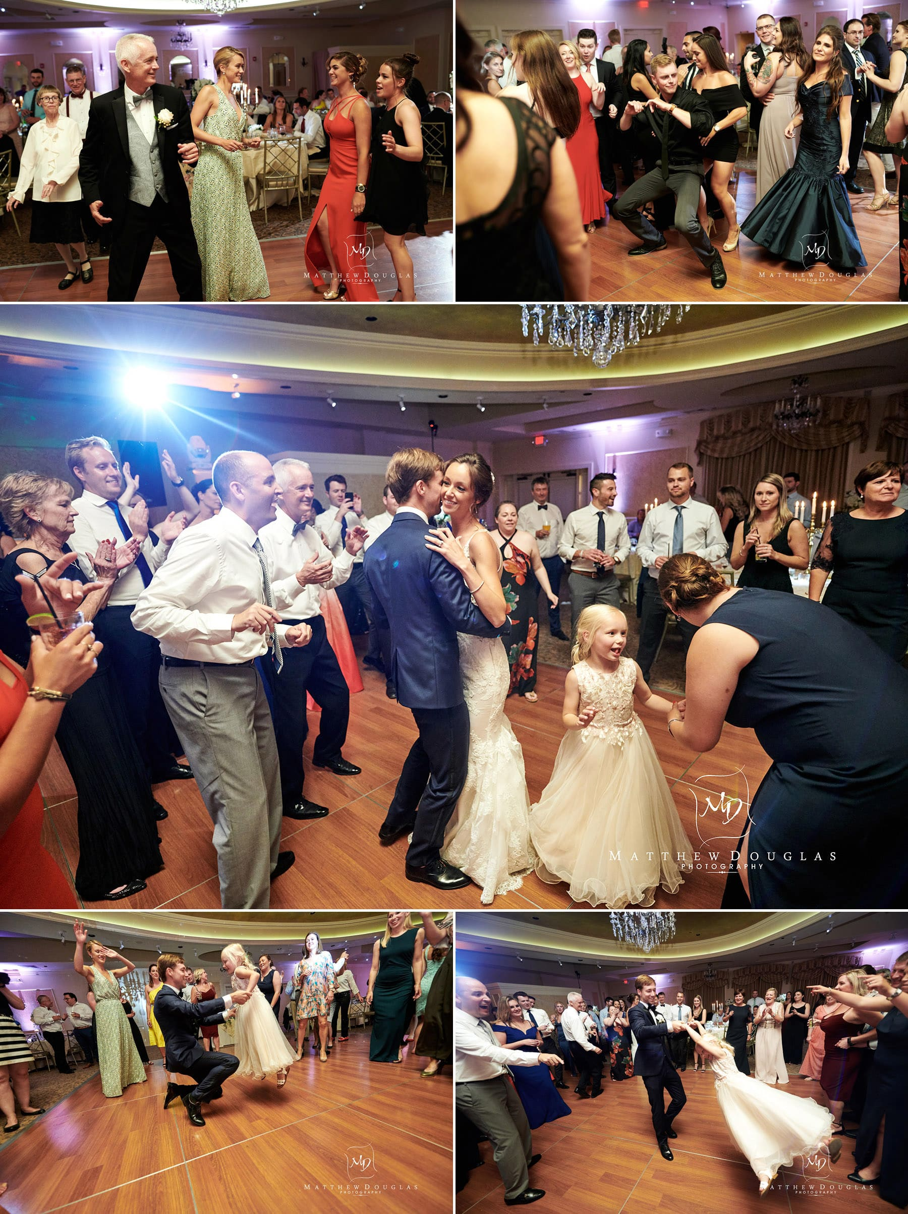 wedding dance floor photo farmhouse at the grand colonial